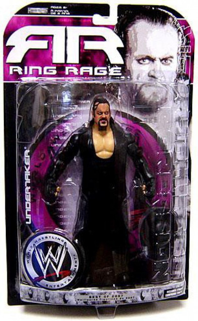 WWE Wrestling Ruthless Aggression Best of 2007 Series 1 Undertaker Action Figure