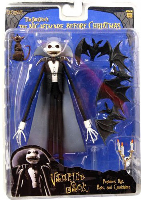 NECA Nightmare Before Christmas Vampire Jack Exclusive Action Figure