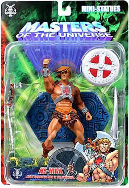 NECA Masters of the Universe He-Man Exclusive Mini Statue