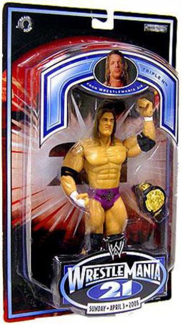 WWE Wrestling Wrestlemania 21 Triple H Action Figure
