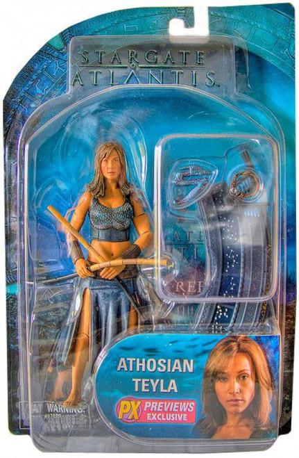 Stargate Atlantis Athosian Teyla Exclusive Action Figure