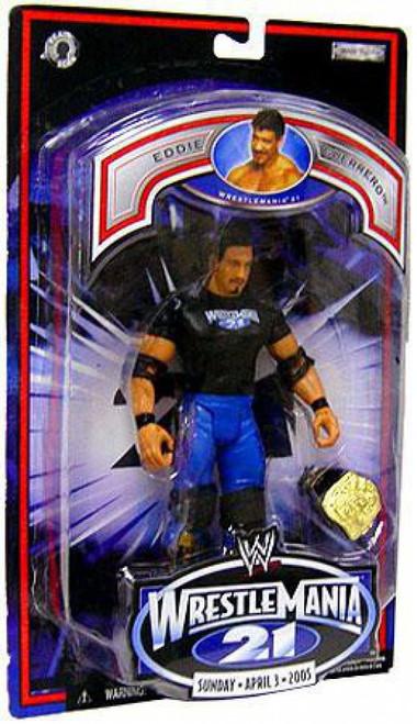 WWE Wrestling WrestleMania 21 Series 2 Eddie Guerrero Exclusive Action Figure