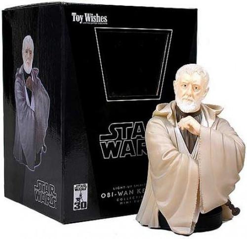 Star Wars Spirit of Obi-Wan Kenobi Mini Bust
