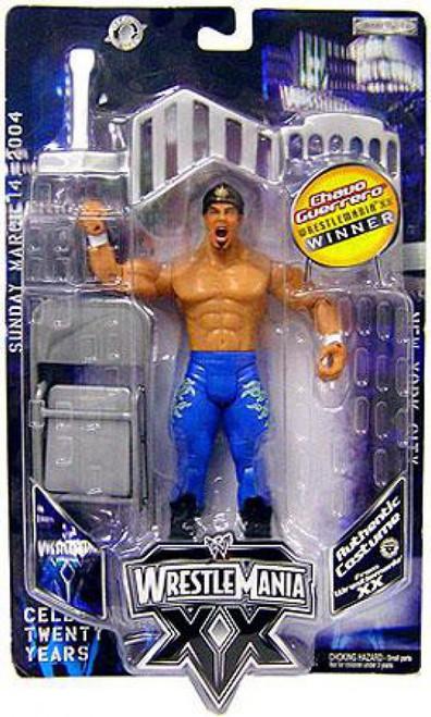 WWE Wrestling WrestleMania 20 Chavo Guerrero Action Figure