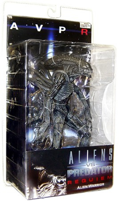 NECA Alien vs Predator AVP Alien Warrior Action Figure