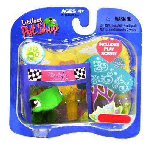 Littlest Pet Shop Turtle Action Figure #316