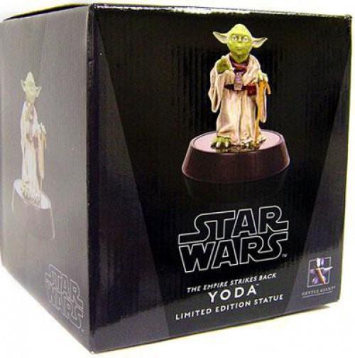 Star Wars Statues Yoda Resin Statue