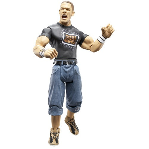 WWE Wrestling Ruthless Aggression Series 33 John Cena Action Figure