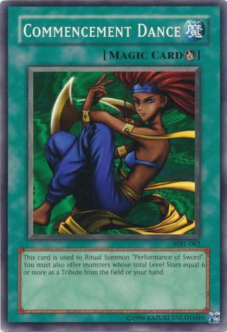 YuGiOh Magic Ruler Common Commencement Dance MRL-062