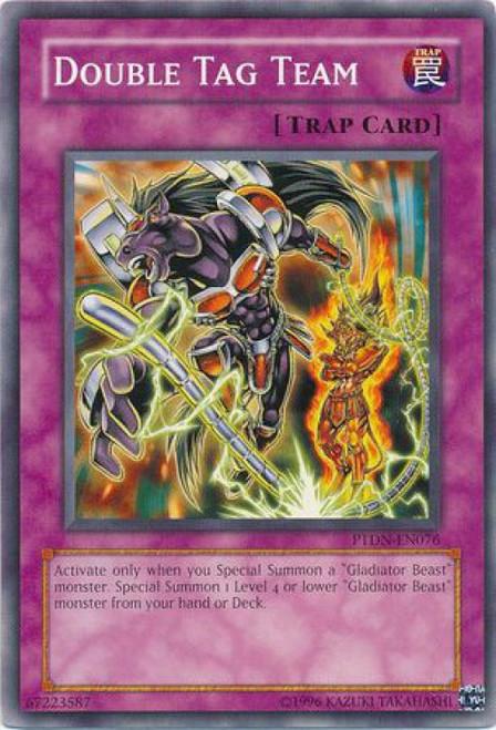 YuGiOh GX Trading Card Game Phantom Darkness Common Double Tag Team PTDN-EN076