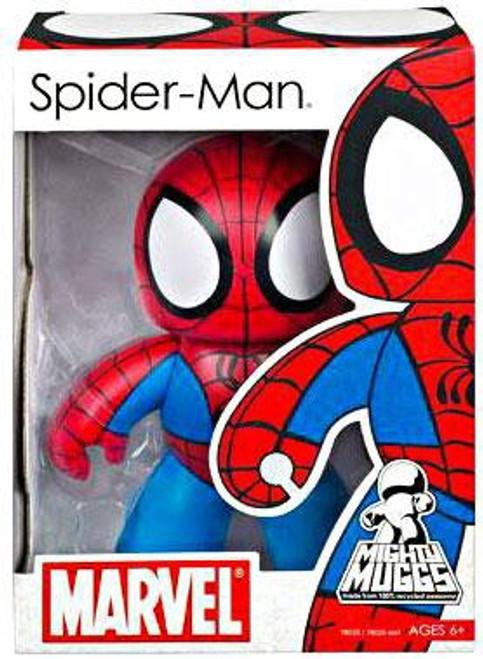 Marvel Mighty Muggs Series 1 Spider-Man Vinyl Figure