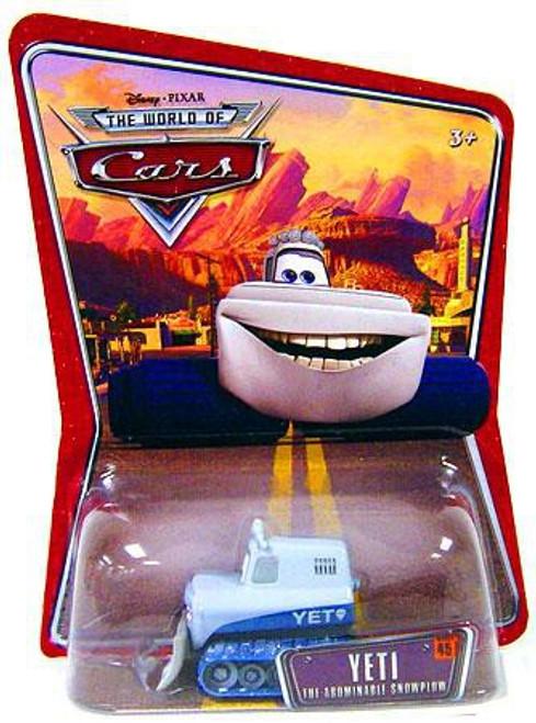 Disney / Pixar Cars The World of Cars Yeti Diecast Car