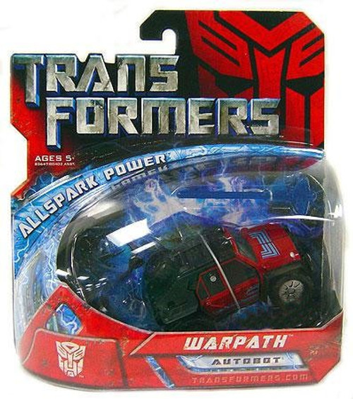 Transformers Movie Allspark Power Warpath Exclusive Action Figure