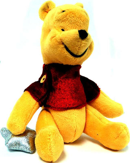 Disney Winnie the Pooh Exclusive 5-Inch Plush [With Star]