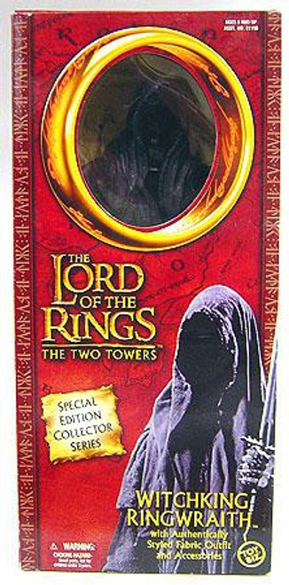 The Lord of the Rings The Two Towers Special Edition Collector Series Witchking Ringwrath Action Figure