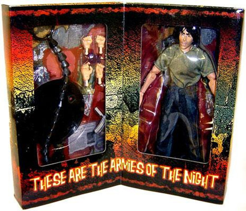 The Warriors Deluxe Orphans Leader Exclusive Action Figure