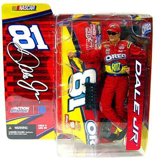 McFarlane Toys NASCAR Series 6 Dale Earnhardt Jr. Action Figure