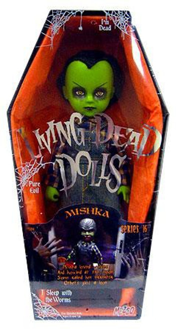 Living Dead Dolls Series 16 Mishka Doll