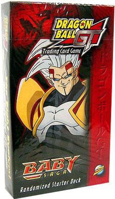 Dragon Ball GT Trading Card Game Baby Saga Starter Deck