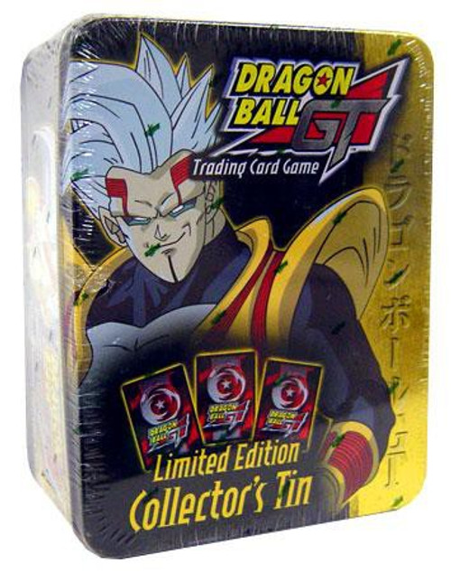 Dragon Ball GT Trading Card Game Baby Tin Set