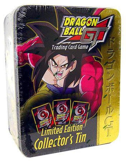 Dragon Ball GT SS4 Goku Tin Set