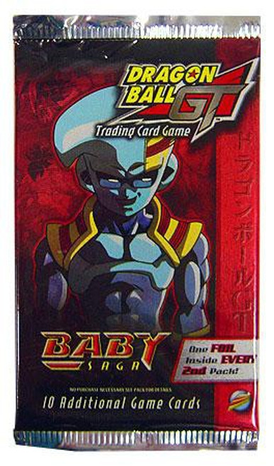 Dragon Ball GT Trading Card Game Baby Saga Booster Pack