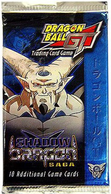 Dragon Ball GT Trading Card Game Shadow Dragon Saga Booster Pack