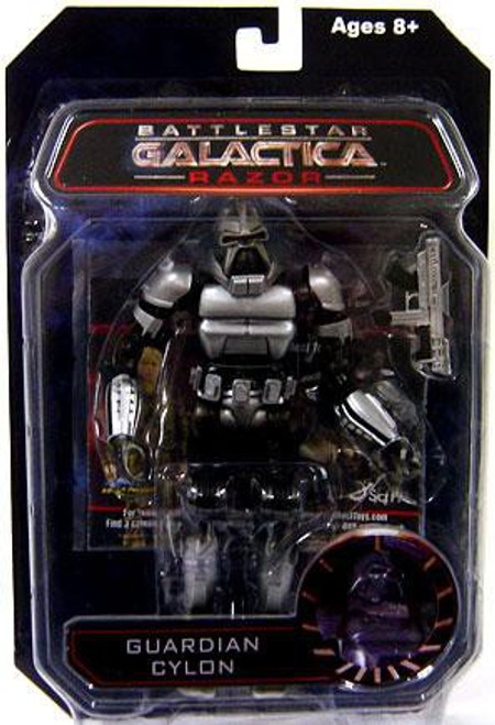 Battlestar Galactica Series 3 Razor Guardian Cylon Action Figure [Retro Style]