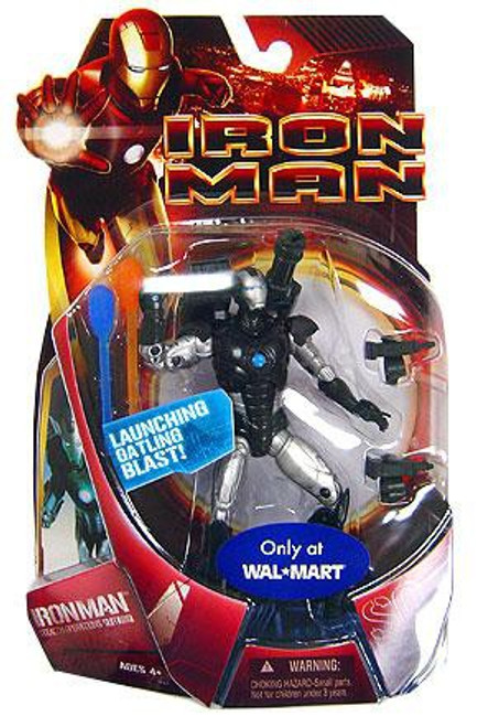 Iron Man Movie SOS Stealth Operations Suit Iron Man Exclusive Action Figure