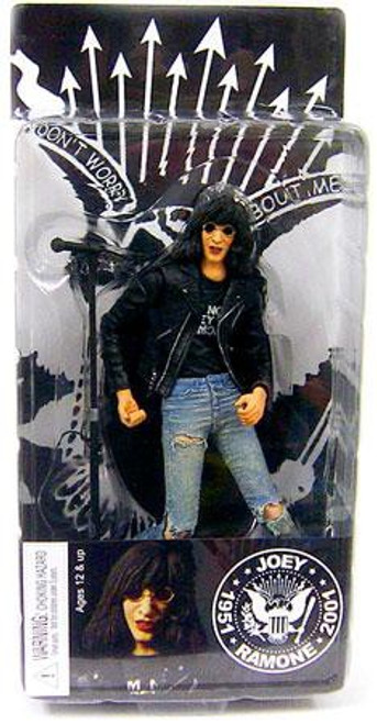 NECA Ramones Joey Ramone Action Figure