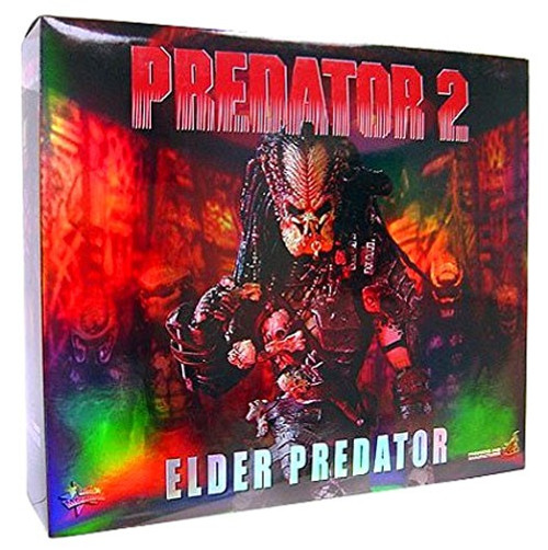 Predator 2 Movie Masterpiece Elder Predator Collectible Figure