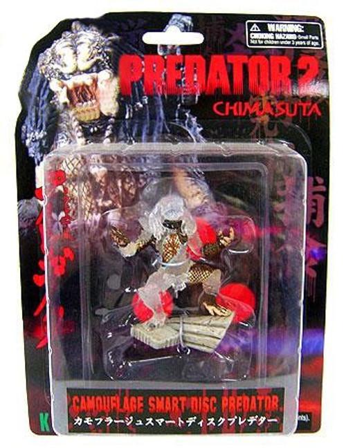 Predator 2 Chimasuta Camouflage Smart Disc Predator Figure