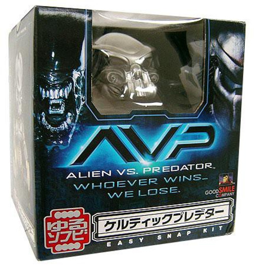 Alien vs Predator Super Deformed Celtic Predator Model Kit