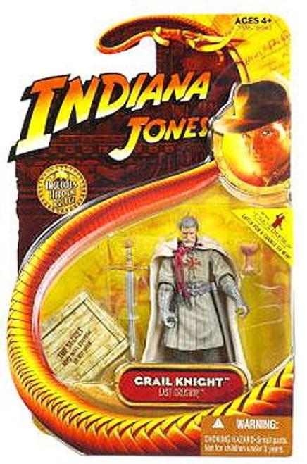 Indiana Jones The Last Crusade Series 3 Grail Knight Action Figure