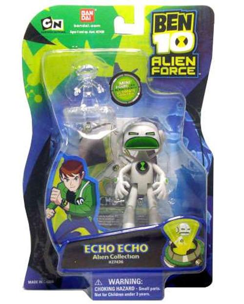 Ben 10 Alien Force Alien Collection Echo Echo Action Figure