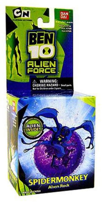 Ben 10 Alien Force Alien Rock Spidermonkey 1-Inch Mini Figure
