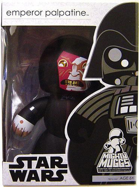 Star Wars Return of the Jedi Mighty Muggs Wave 4 Emperor Palpatine Vinyl Figure