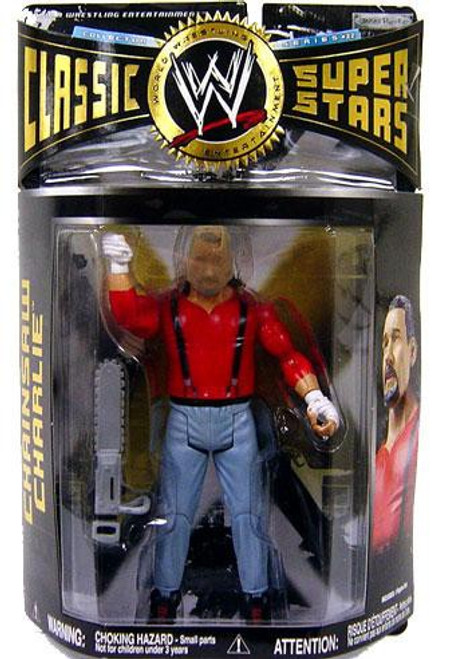 WWE Wrestling Classic Superstars Series 22 Chainsaw Charlie Action Figure