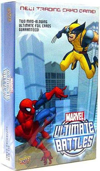 Marvel Ultimate Battles Starter Deck