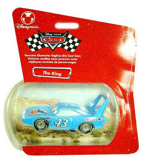 Disney / Pixar Cars The King Exclusive Diecast Car