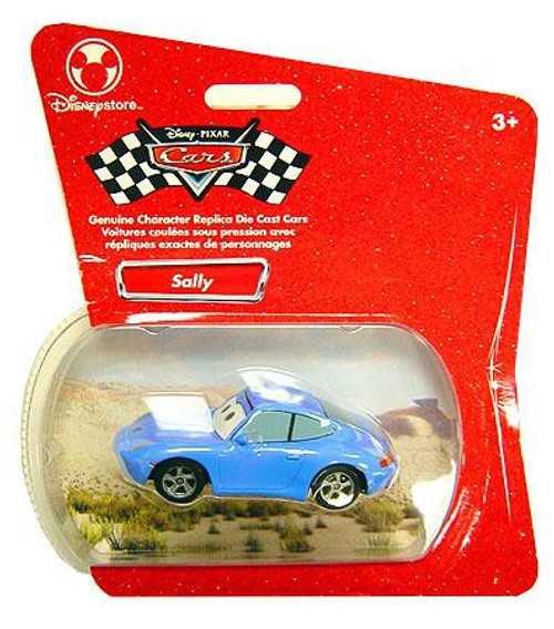 Disney / Pixar Cars 1:48 Single Packs Sally Exclusive Diecast Car