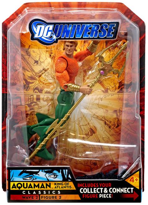 DC Universe Classics Gorilla Grodd Series Aquaman Action Figure #2 [Long Hair]