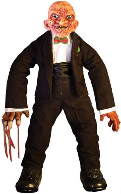 Nightmare on Elm Street Cinema of Fear Series 2 Freddy Krueger Plush