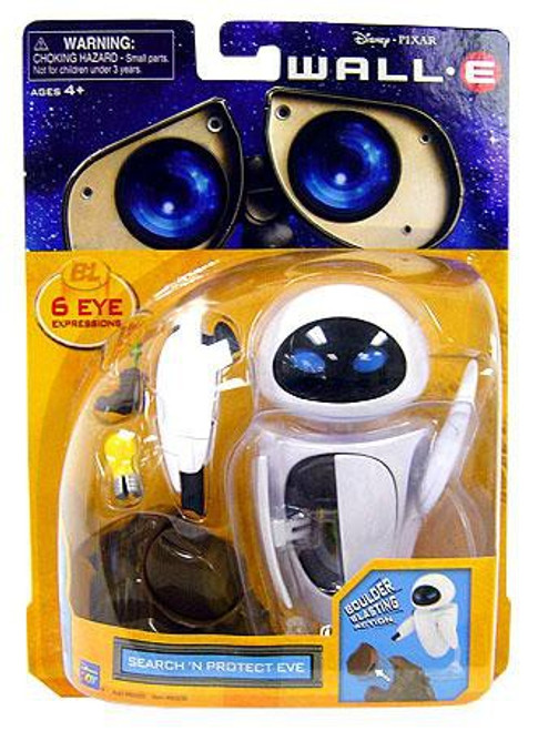 Disney / Pixar Wall-E Deluxe Figures Search 'N Protect Eve Figure