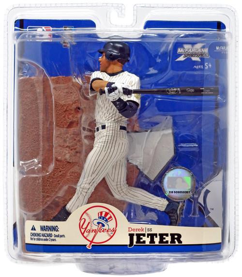 McFarlane Toys MLB New York Yankees Sports Picks Series 22 Derek Jeter Action Figure [Clean Pants Variant]