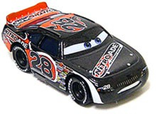 Disney / Pixar Cars Speedway of the South No. 28 Nitroade Exclusive Diecast Car