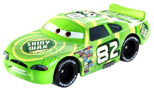 Disney / Pixar Cars Speedway of the South No. 82 Shiny Wax Exclusive Diecast Car