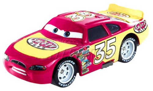 Disney / Pixar Cars Speedway of the South No. 35 Shifty Drug Exclusive Diecast Car