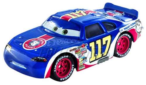 Disney / Pixar Cars Speedway of the South No. 117 Lil' Torquey Exclusive Diecast Car