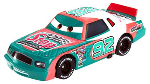 Disney / Pixar Cars Speedway of the South No. 92 Sputter Stop Exclusive Diecast Car